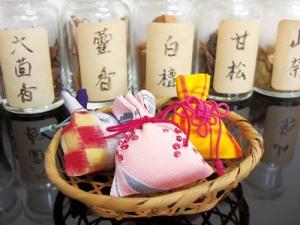光傳寺「匂い袋」